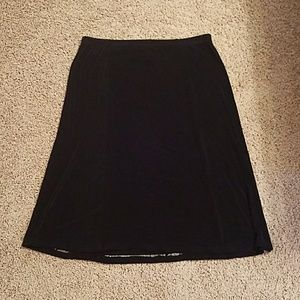 Coldwater Creek Pull on Skirt